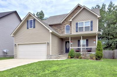 Clarksville Single Family Home For Sale: 662 Fox Hound Dr
