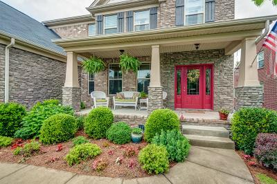 Nashville Single Family Home Active Under Contract: 3129 Brookview Forest Dr