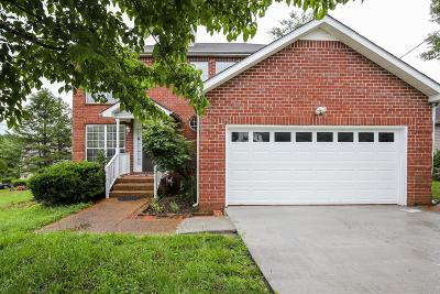 Antioch Single Family Home Active Under Contract: 601 Cadogan Ct