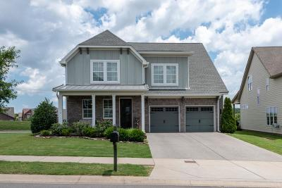 Nolensville Single Family Home Active Under Contract: 6223 Christmas Dr