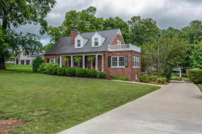 Franklin Single Family Home Active Under Contract: 436 Boyd Mill Avenue