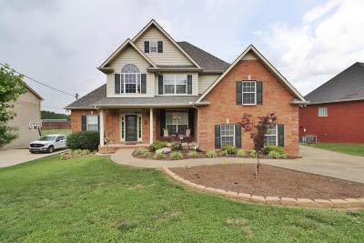Smyrna Single Family Home Active Under Contract: 3907 Henricks Hill Dr