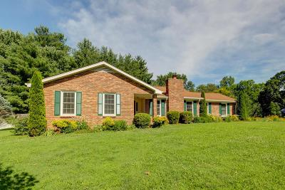 Clarksville Single Family Home Active Under Contract: 307 Revere Rd