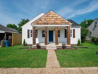 Old Hickory Single Family Home Active Under Contract: 908 Elliston St