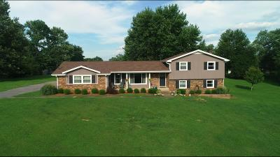 Old Hickory Single Family Home For Sale: 304 Rembrandt Dr