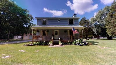 Mount Juliet Single Family Home Active Under Contract: 1530 Old Lebanon Dirt Rd