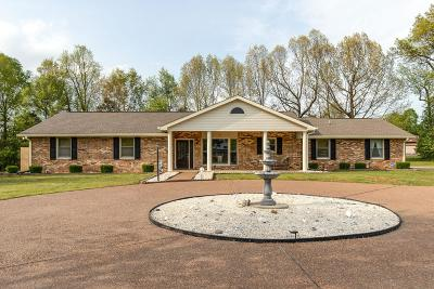 Springfield Single Family Home For Sale: 3001 Southwark Dr