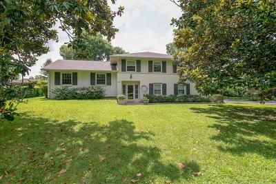 Columbia  Single Family Home For Sale: 403 Sharondale Drive