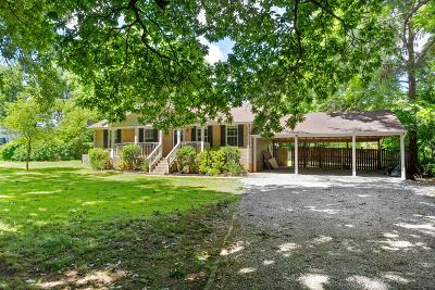 Christian County, Ky, Todd County, Ky, Montgomery County Single Family Home Active Under Contract: 203 Old Hopkinsville Hwy