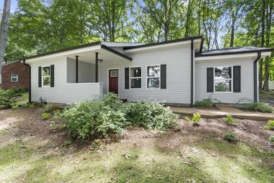 Robertson County Single Family Home Active Under Contract: 324 Golfview Ln