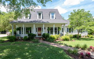 Hendersonville Single Family Home For Sale: 662 Cumberland Hills Dr