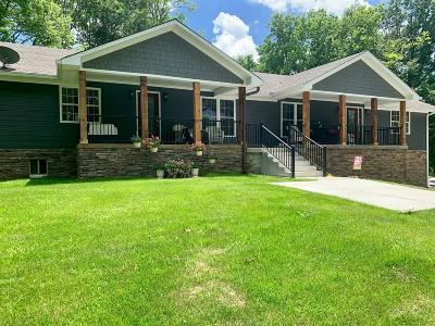 Lewisburg Single Family Home For Sale: 1527 Old Belfast Rd