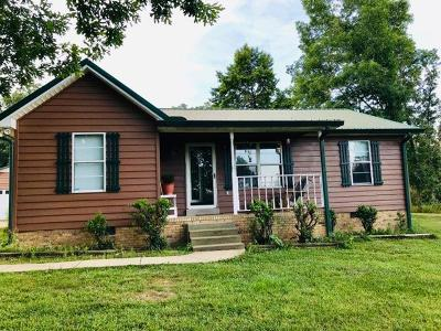 Houston County Single Family Home Active Under Contract: 10202 Highway 49