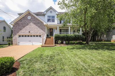 Hendersonville Single Family Home Active Under Contract: 172 E Harbor Dr