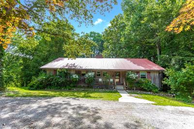 Ashland City Single Family Home For Sale: 1789 Mount Zion Rd