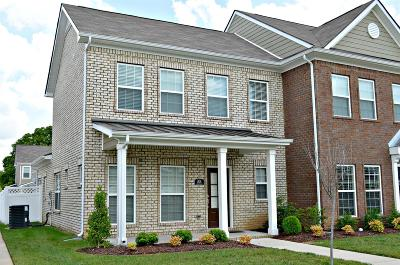 Spring Hill Condo/Townhouse For Sale: 301 Oldbury Pvt Ln