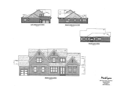 Mount Juliet Single Family Home For Sale: John Wright Rd Lot3