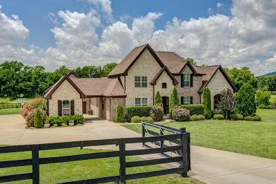 Williamson County Single Family Home For Sale: 5501 Hawks Landing Dr