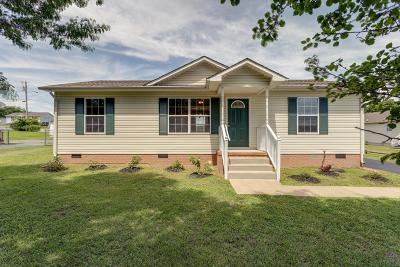 Mount Pleasant Single Family Home Active Under Contract: 702 S Main St