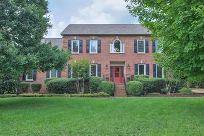 Brentwood  Single Family Home For Sale: 9366 Ansley Lane