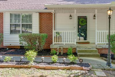 Ashland City Single Family Home For Sale: 1013 Willowbank Ct