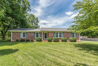Franklin Single Family Home Active Under Contract: 102 Hamlet Dr