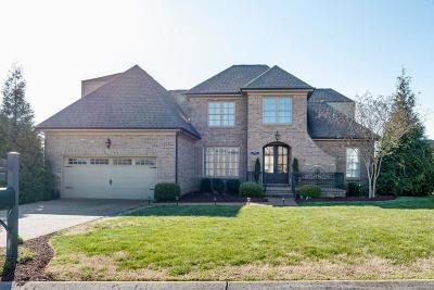 Nolensville Single Family Home For Sale: 301 Crescent Moon Cir
