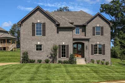 Hendersonville Single Family Home Active Under Contract: 1007 Atherton Ct - Lot 24