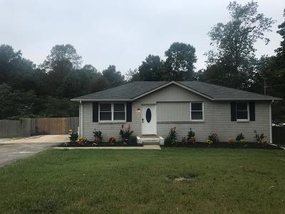 Fairview Single Family Home Active Under Contract: 7220 Birchbark Dr