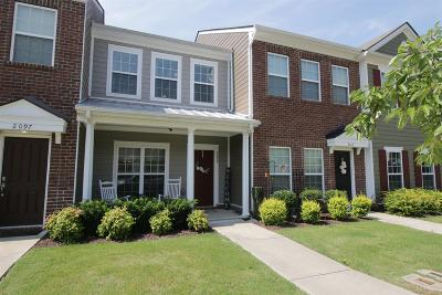 Spring Hill Condo/Townhouse For Sale: 2099 Hemlock Dr
