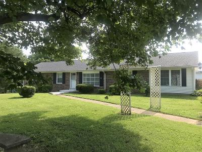 Clarksville Single Family Home For Sale: 373 Sango Rd