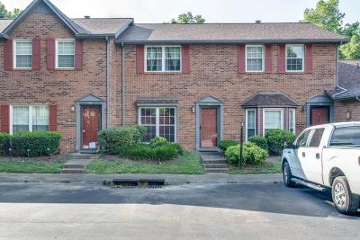 Antioch Condo/Townhouse For Sale: 423 Hickory Glade Dr