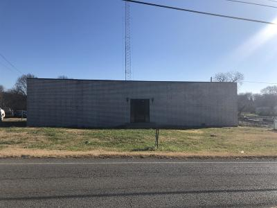 Sumner County Commercial For Sale: 701 Blythe Ave