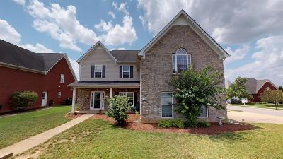 Spring Hill Single Family Home For Sale: 2037 Fiona Way