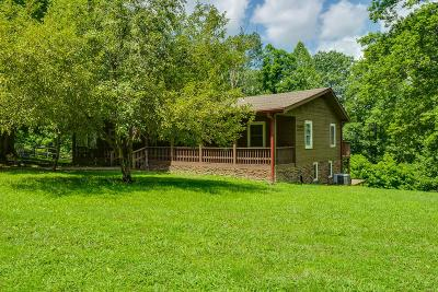 Ashland City Single Family Home Active Under Contract: 848 Gibbs Rd