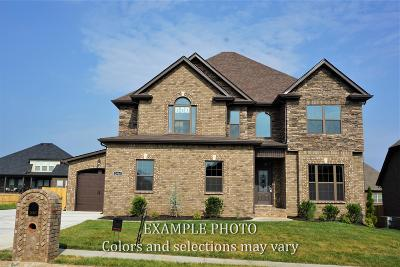 Clarksville Single Family Home For Sale: 232 Farmington