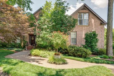 Brentwood Single Family Home Active Under Contract: 9106 Heritage Dr