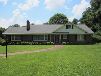 Murfreesboro Single Family Home For Sale: 1310 SE Broad St