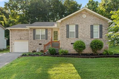 Old Hickory Single Family Home Active Under Contract: 1333 Georgetown Dr