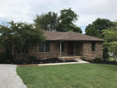 Winchester Single Family Home Active Under Contract: 421 Country Club Rd.