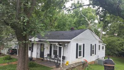 Columbia  Single Family Home Active Under Contract: 2006 Thomas Ave