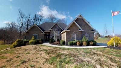 Clarksville Single Family Home For Sale: 4614 Sango Rd