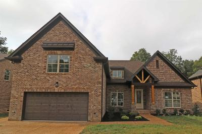 Mount Juliet Single Family Home For Sale: 510 Hollow Tree Trail