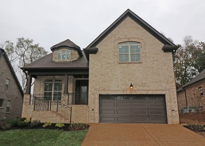 Mount Juliet Single Family Home For Sale: 403 Riverstone Place