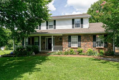 Spring Hill Single Family Home For Sale: 95 Oak Valley Dr