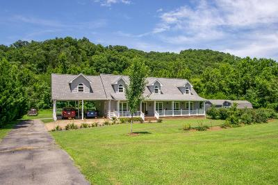 Hohenwald Single Family Home Active Under Contract: 3531 Cane Creek Rd