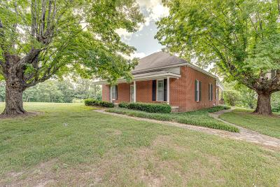Franklin  Single Family Home Active Under Contract: 2325 Lewisburg Pike