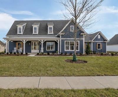 College Grove Single Family Home For Sale: 6536 Windmill Drive, Lot 110