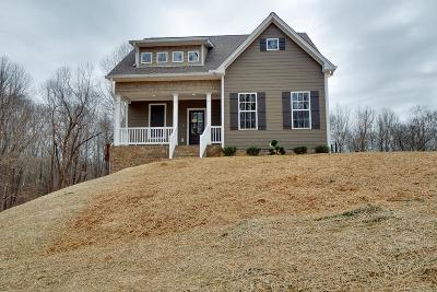 Robertson County Single Family Home Active Under Contract: 2539 Frank Abernathy Road
