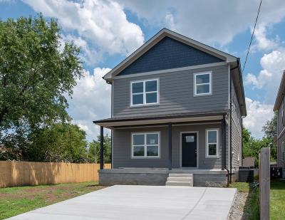 Nashville Single Family Home For Sale: 678 Annex Avenue